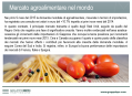 AGROALIMENTARE - SOUTH EAST ASIA